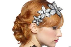 1920s hair accessories vintage inspired hair accessories with 1920s flair photos huffpost