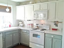 kitchen cool blue chalk paint kitchen cabinets free standing