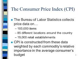 us bureau of labor statistics cpi 1 the consumer price index cpi n the bureau of labor statistics