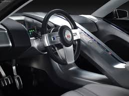 Nissan Gtr Interior - nissan gt r concept 2001 picture 10 of 15