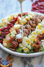 20 best thanksgiving salad recipes easy ideas for salad