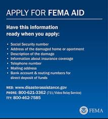 disaster assistance available at the lumbee tribe for all local