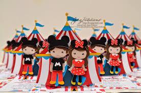 custom circus invitations jingvitations mickey mouse and minnie mouse circus invitations