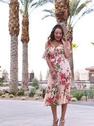 Summer Garden Wedding Guest Dresses - what to wear for summer weddings savvynista