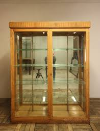 antique display cabinets with glass doors english antique oak display cabinet antiques atlas