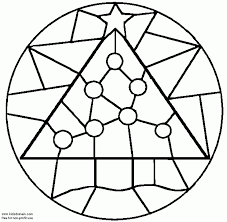 31 christmas tree coloring pages free coloring page site inside