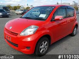 japanese cars used toyota passo from japan car exporter 1110103 giveucar