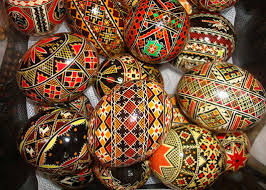 ukrainian easter eggs the painted egg decorative and imaginative easter eggs