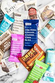 top nutrition bars the best clean healthy protein bars root revel