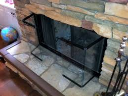 Air Tight Fireplace Doors by Safety Tip Open Fireplace Doors When Burning A Fire
