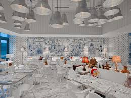 Nautical Interior Philippe Starck Designs A Surreal Nautical Interior For Miami U0027s