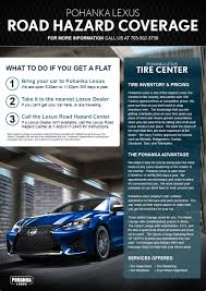 lexus of arlington va tire center pohanka lexus