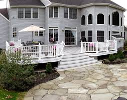 built in planters archadeck custom decks patios sunrooms and