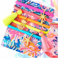 baby hair ties 20 lilly pulitzer accessories lilly pulitzer hair ties from