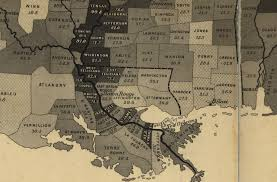 County Map Of Mississippi These Maps Reveal How Slavery Expanded Across The United States