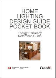 Home Lighting Design Guide Pocket Book | home lighting design guide pocket book natural resources canada