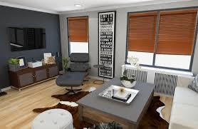 before u0026 after modern rustic living room design online decorilla