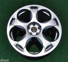 lamborghini gallardo wheels genuine oem factory lamborghini gallardo cassiopeia 19