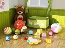 chambre jouet coffre à jouets déco pour les familles monoparentales