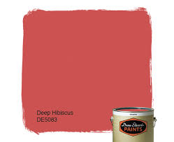 deep hibiscus de5083 u2014 dunn edwards paints