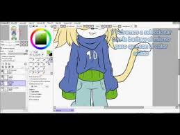 tutorial paso a paso 2 2 paint tool sai color y sombras youtube