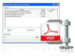 Compress Pdf Verypdf Pdf Compressor Reduce Pdf Storage Size By Compressing Pdf