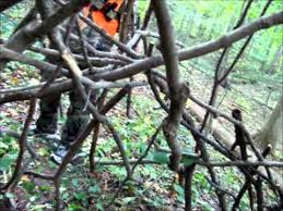 Ground Blinds For Deer Hunting The Ground War Ground Blinds For Deer Hunting On Public Land Youtube