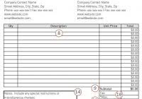 transport invoice format invoice template ideas with transport