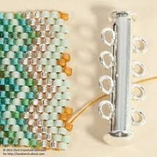 6 tips for the perfect thread tension in your beadwork beadwork