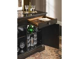 pulaski furniture accents home bar with wine rack and three pulaski furniture accents home bar with wine rack and three drawers