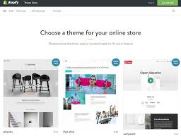 our top 5 resources for the best shopify templates october ink