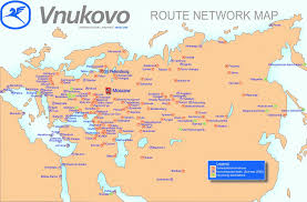 Moscow Map Central Russia Map Vnukovo U2022 Mappery