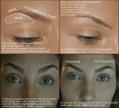 How To Arch Eyebrows Victoria U0027s Secret Model Makeup How To Popsugar Beauty