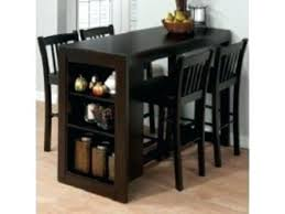dining table set with storage pub table with storage pub table high top pub table set wonderful