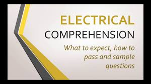 electrical comprehension tests what to expect how to pass