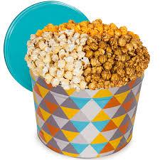 artisan popcorn tin by kingofpop