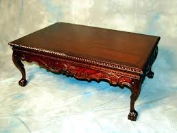 small round oak coffee table mahogany coffee table coffee table mahogany coffee table oak