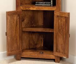 corner bookcase furniture dakota mango corner bookcase casa bella furniture uk