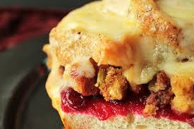 open for breakfast on thanksgiving food nasty open face thanksgiving melt