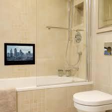 19inch waterproof bathroom televisions from watervue