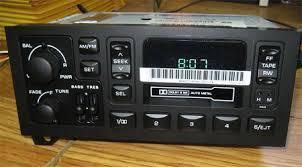 2002 dodge dakota radio oem radios vehicle radio electronic original replacement parts