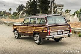 1970 jeep wagoneer 1987 jeep grand wagoneer concord ca carbuffs concord ca 94520