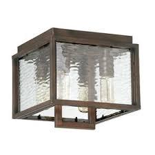 Outdoor Ceiling Lights - outdoor flush mount lights you u0027ll love wayfair