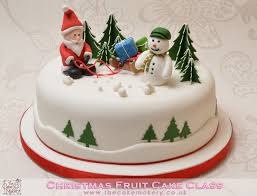 Christmas Cake Decorations Ideas Uk by The Cake Makery Christmas Fruit Cake