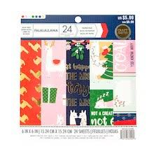 buy scrapbook paper pads boxed cards
