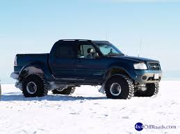 lifted sport trac the ford explorer sport trac wallpaper