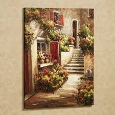 wall art ideas design traditional veneus italian wall art decor
