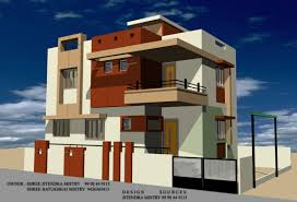 Architectural Design Of 1 Kanal House 3d Front Elevation Of House Good Decorating Ideas