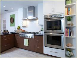 tag for small kitchen design with wall oven smd2470as y