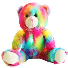 teddy bears for valentines day colorful led teddy valentines day mahd distributors